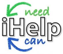 i can help, i need help ... iHelp!