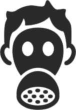 What we breathe. Team logo.