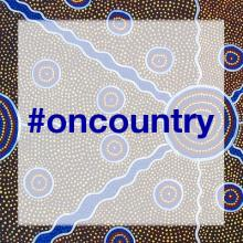 #oncountry links you to an interactive map of national indigenous stories