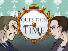 Question Time: A game of policy