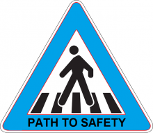Path To Safety Logo