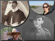 ANZAC photos