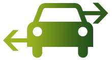 vehicle transfer project logo