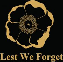 Lest We Forget Logo