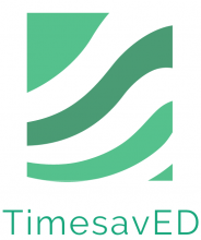 Time saved logo